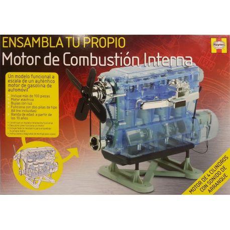 Motor de Combustión Interna (Haynes)