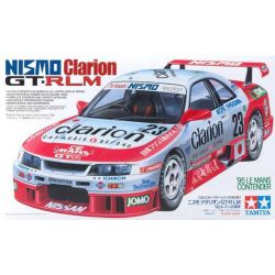 Nissan Nismo Clarion GT-R LM `95