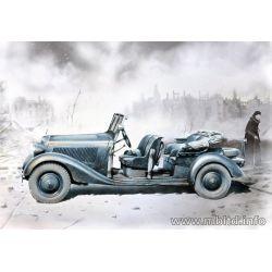 Polizei-Kübelsitzwagen ab 1937, German military car, WW II