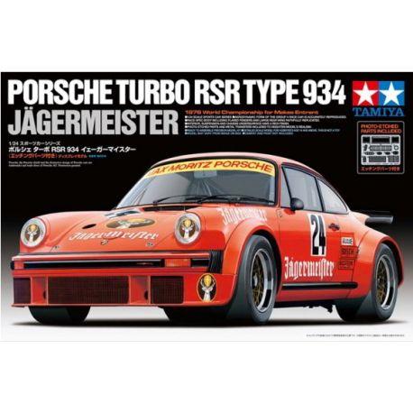 Porsche 934 RSR Turbo (Jägermeister)