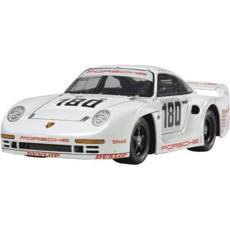 Porsche 961 Le Mans 24hrs 1986