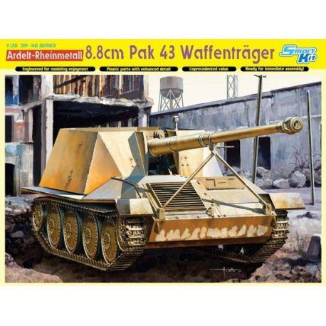 Ardelt-Rheinmetall 8.8cm Pak 43 Waffentrager
