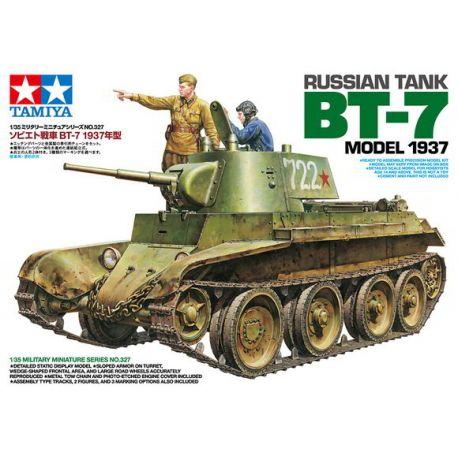 Russian BT-7 Model 1937