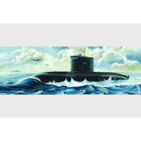 Russian Kilo Class Attack Submarine