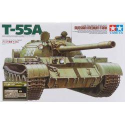 Russian Main Battle Tank T-55A