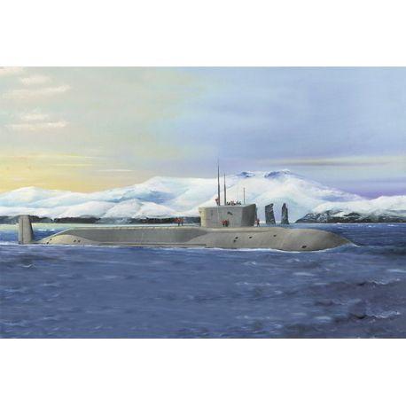 Russian Navy Project 955 Borei-Yuri Dolgoruky SSBN