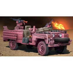 "S.A.S. Recon Vehicle ""Pink Panther"""
