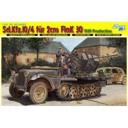 Sd.Kfz. 10/4 2 cm für FlaK 30