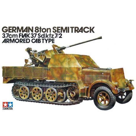 Sd.Kfz.7/2 3.7cm Flak 37