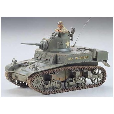 Stuart U.S. Light Tank M3