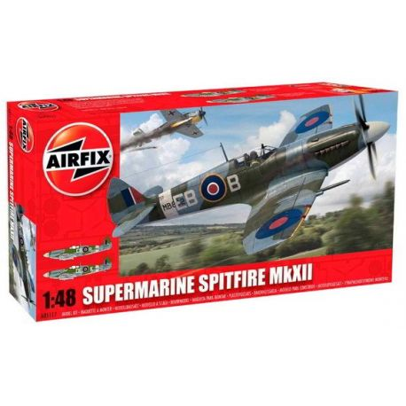 Supermarine Spitfire MkXII