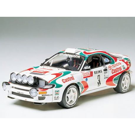 Toyota Celica GT-FOUR - Monte-Carlo Rally