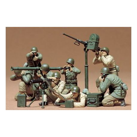 U.S. Gun & Mortar Team