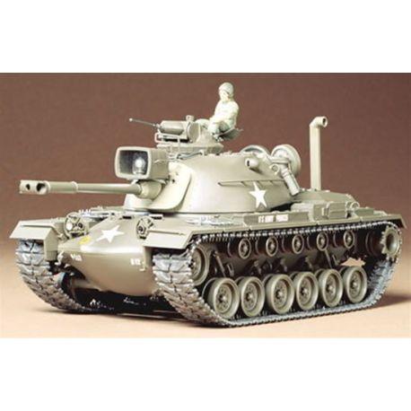 U.S. M48A3 Patton Tank