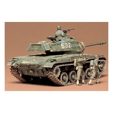 U.S. Tank M41 Walker Bulldog