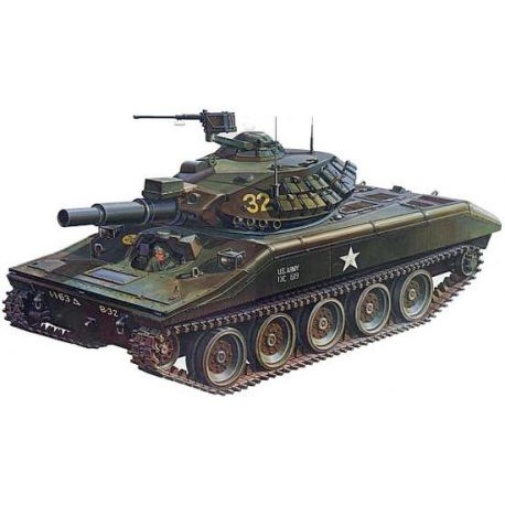 U.S. Tank M551 Sheridan