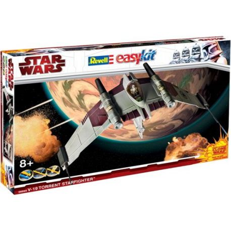 "V-19 Torrent Starfighter (Clone Wars) ""easykit"""