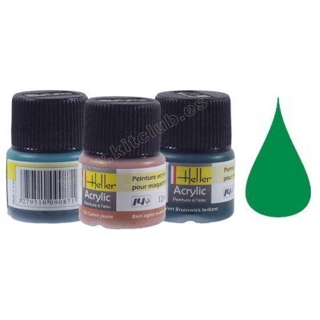 Verde Esmeralda Brillo
