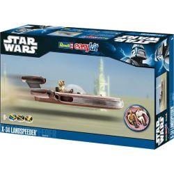 "X-34 Landspeeder (Star Wars) ""easykit"""