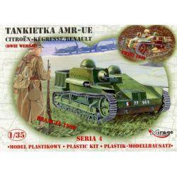 AMR-UE Tankette