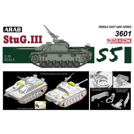 Arab StuG.III Ausf.G - The Six Day War