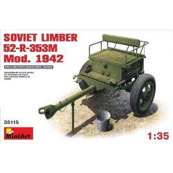 Armón Soviético 52-R-353M Mod. 1942