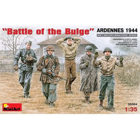 Battle of the Bulge - Ardennes 1944
