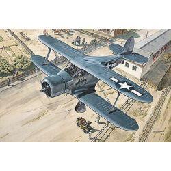 Beechcraft GB-2 Staggerwing (Traveller Mk.II)