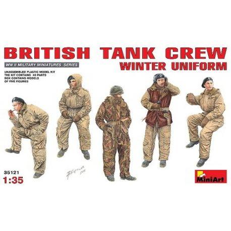 British Tank Crew (Winter Uniform)