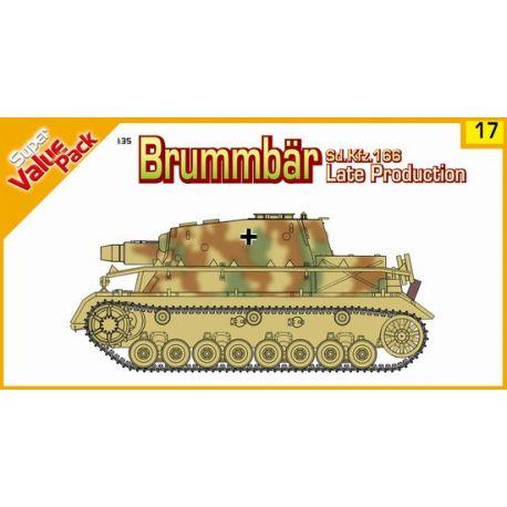 Brummbär Sd.Kfz.166 - Super Value Pack