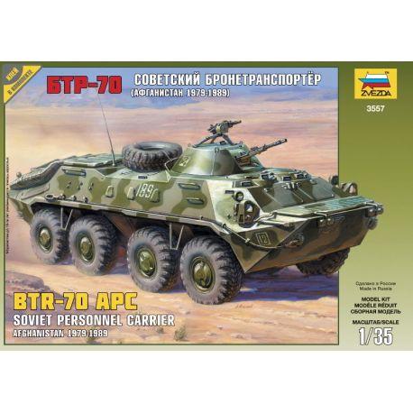 BTR-70 APC - Afganistan version