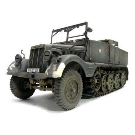 Camión semi oruga Sd.Kfz.11