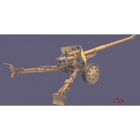 Cañón antitanque Pak 43/41 88mm.