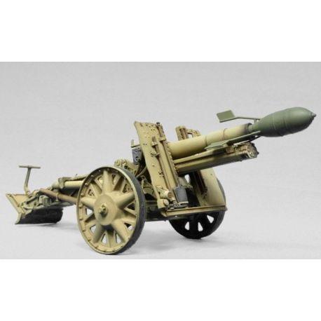 Cañón de infanteria sIG33 150mm.