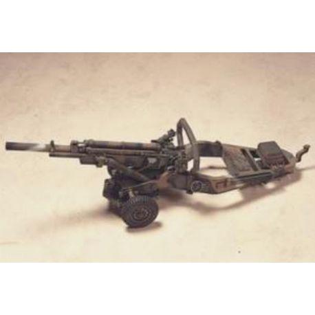 Cañón M102 105mm HOWITZER.