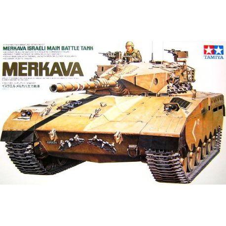 Carro de Combate Israeli Merkava