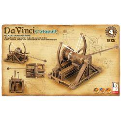 Catapulta - Leonardo Da Vinci