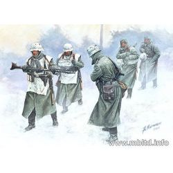 Cold Wind, German Infantry 1941-1942