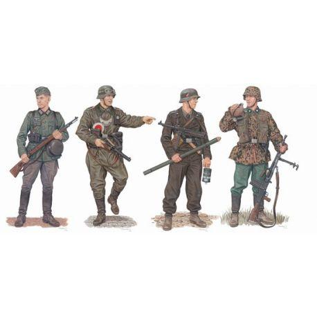 """""""Marcha hacia el Oeste""""(frente occidental 1940)"""