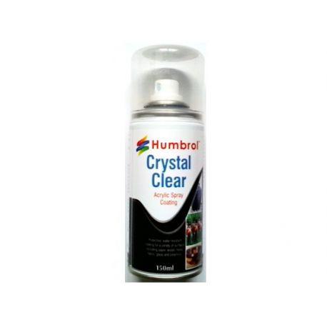 Crystal Clear - 150ml Spray