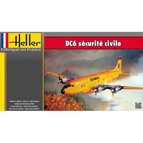DC-6 Securité Civile