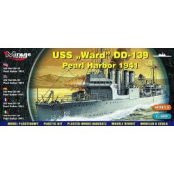 DD-139 USS Ward