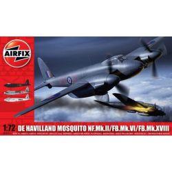 De Havilland Mosquito NF.II/FB.VI/MkXVIII