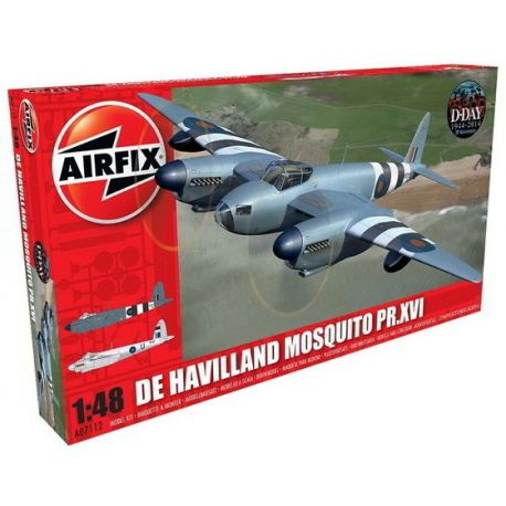De Havilland Mosquito PRXVI