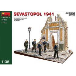 Diorama Sevastopol 1941