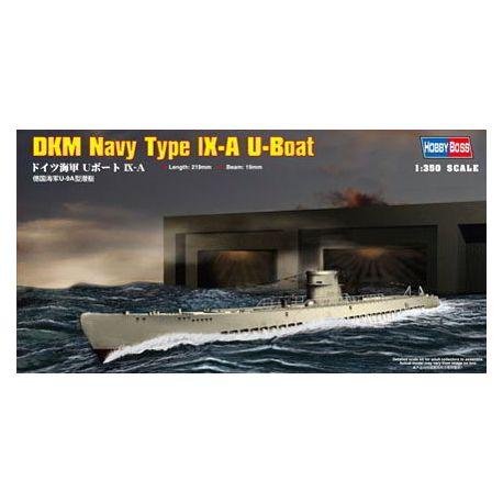 DKM Navy Type lX-A U-Boat