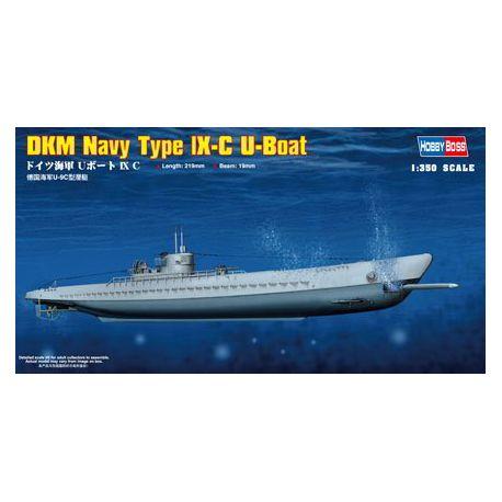 DKM Navy Type lX-C U-Boat