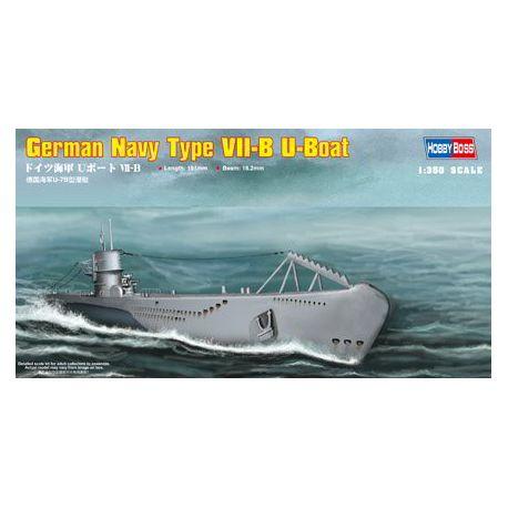 DKM Navy Type VII-B U-Boat