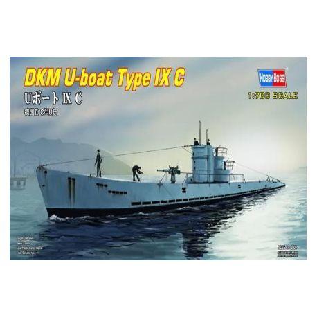 DKM U-boat Type IX C