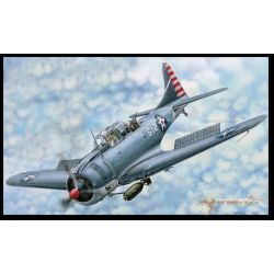 Douglas SBD Dauntless 3/4 - Dive Bomber